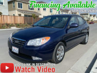 ==SOLD== 2007 Hyundai Elantra GLS - 2 Owner - Clean Tile-Clean CarFax - GREAT